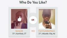 Who Do You Like Feature in Black People Meet