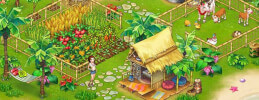 Why Taonga is so Much More Fun to Play Than Farmville? thumb
