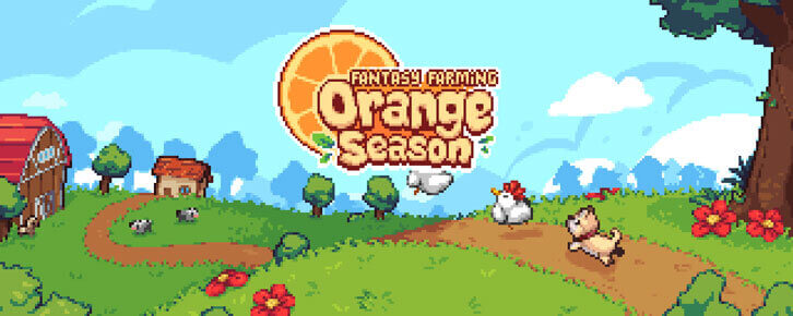 Farm-life RPG Fantasy Farming: Orange Season welcomes new villagers, an updated fishing system and more