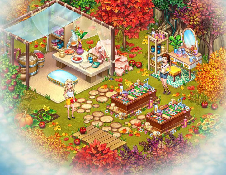 Travel to the Island of Autumn Tranquility in This Fun Autumn-Themed Taonga Event!