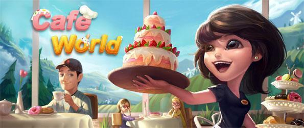 Café World - Play this addictive simulation game in which you'll get to build up and run your own café.
