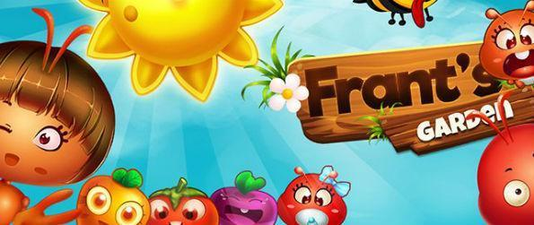 Frant's Garden - Frant's Garden is a great game to take away the boredom, test your strategic skills in playing match 3, and share the fun with friends.
