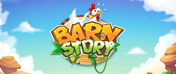 Barn Story: Farm Day - Grow crops, pet farm animals and sell your produce in Barn Story: Farm Day.