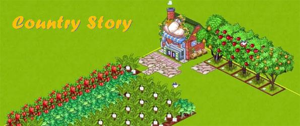 Country Story - Get a chance to manage your own farm in Country Story.