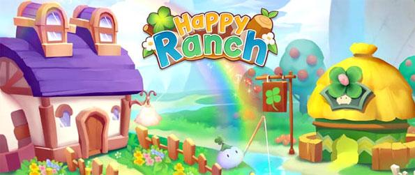 Happy Ranch - Build and operate your very own virtual ranch in this brilliant farm simulation game, Happy Ranch!