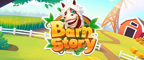 Barn Story - Manage your very own ranch without having to purchase one.