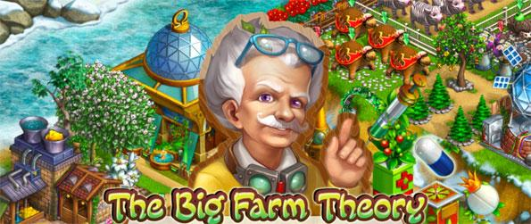 The Big Farm Theory - Get hooked on this top tier farming game that's sure to impress.