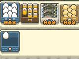 Managing your produce shop in Tiny Pixel Farm