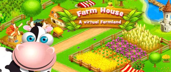 Farmhouse: A Virtual Farmland - Enjoy this top notch farming game that's going to get you hooked for countless hours.