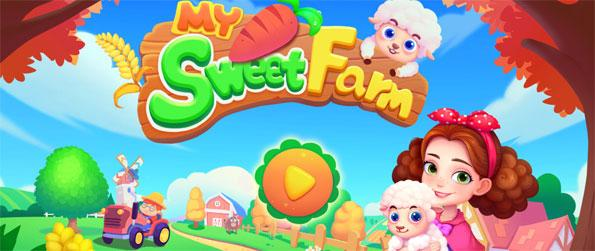 My Sweet Farm - Have fun playing tons of farm-themed, child-friendly mini-games at My Sweet Farm!