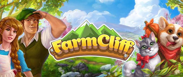 FarmCliff - Restore your farm after it has been devastated by a massive storm in FarmCliff!