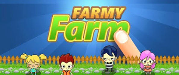 Farmy Farm - Enjoy an epic idle game play in Farmy Farm.