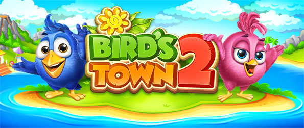 Birds Town 2 - Manage the home town for birds in Birds Town 2.