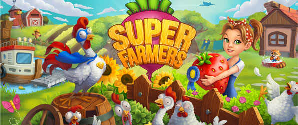 Superfarmers - Build a world-class Super Farm and help various superheroes with their orders in this fun little farm game!