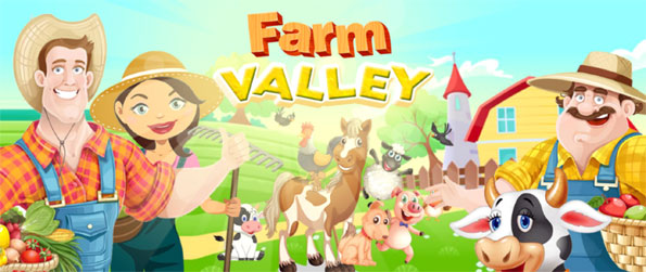 Farm Valley - Beat the clock in this epic farm management game Farm Valley.