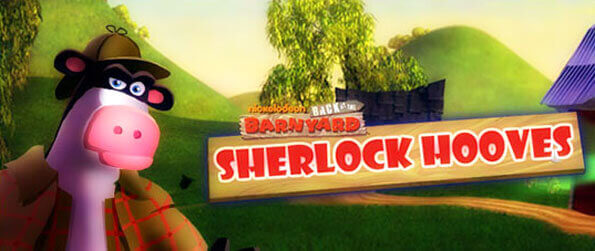 Barnyard Sherlock Hooves - Help Otis and Pip as they embark on an adventure to fine their friends in this engaging hidden object game that doesn't disappoint.