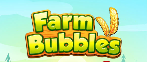 Farm Bubbles - Get hooked on this captivating bubble shooter game that takes place in a brand new setting.