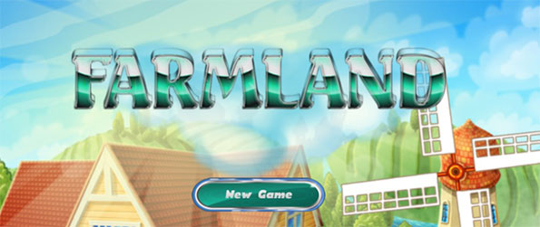 Farmland on Big Fish - Set up a big farm, harvest your crops and produce the best products in the market in Farmland!