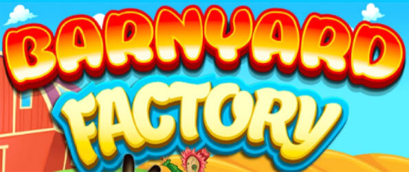 Barnyard Factory - Build your very own farm in this exceptional farming game that's filled to the brim with fun moments.
