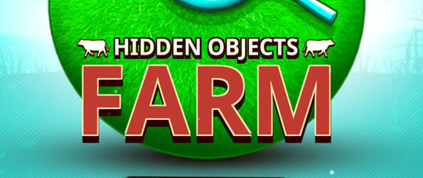 Hidden Object Farm Games - Help the farmer organize his farm by solving HO puzzles for him.
