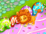 Candy Farm Cookie Lions