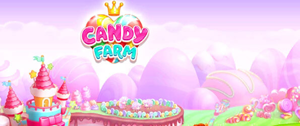 Candy Farm - Undertake missions for the candy princess.
