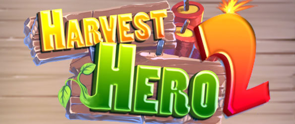 Harvest Hero 2: Farm Swap - Smash through mission after mission in this exciting farm-based Match 3 game.
