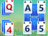 Farmship: TriPeaks Solitaire fun level