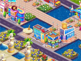 Farm City by iKame Games visiting a friend