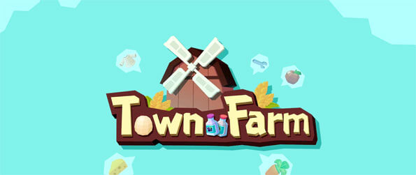Town Farm: Truck - Play this highly immersive farming game that goes above and beyond to provide an engaging experience.