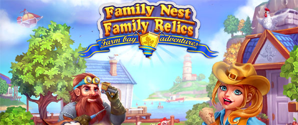 Family Nest: Family Relics - Play through this immersive farming game that offers a memorable and highly enjoyable experience.