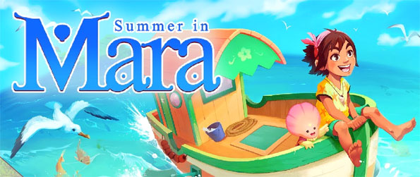 Summer in Mara – Prologue - Follow the life of Koa, a young girl who resides in her very own island alongside her grandmother.