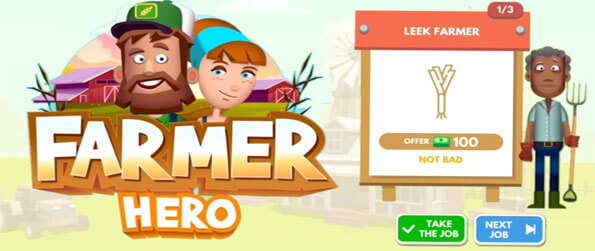 Farmer Hero 3D - Play this refreshing and highly creative farming game that's sure to provide you with hours upon hours of enjoyment.