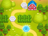 Idle Farm Tycoon level selection