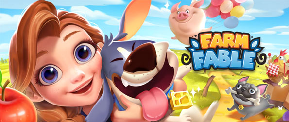 Farm Fable - Play this thoroughly entertaining farming game that's definitely a cut above the rest.