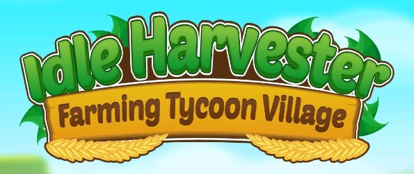 Idle Harvester: Farming Tycoon Village - Expand your dreams as a young farming capitalist and create the best farming town in the entire world!