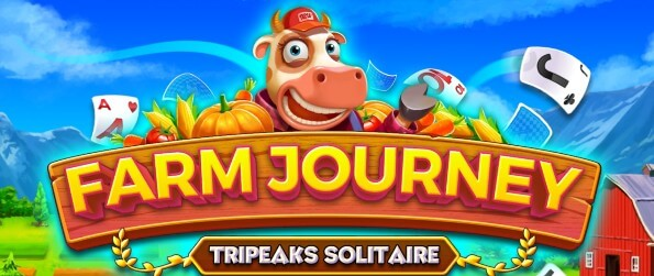 Farm Journey - Tripeaks Solitaire - Prepare for a journey farming through the lands of TriPeaks Solitaire and have a blast of fun!