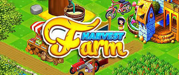 Harvest Farm - Relish the thrill of managing your own farm by testing your farming skills in this delightful game that'll keep you glued to the screen.
