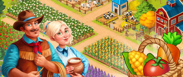 Homesteads - Enjoy an adventurous journey through the Wild West and build a beautiful city for your residents in this exciting simulation game that impresses on so many fronts.