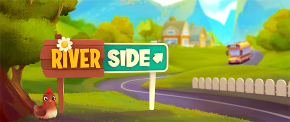 Riverside: Farm and City - Build an enormous city according to your liking and preferences in this addicting mobile based game that doesn't disappoint.
