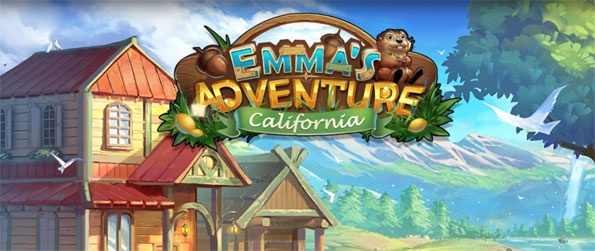 Emma's Adventure: California - Enjoy this top-of-the-line game that you'll be able to play in the comfort of your phone.