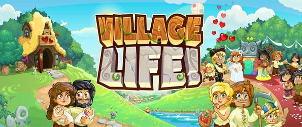 Village Life - Rebuild your village as you grow crops to feed you people.