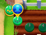 Level selection in Word Farm