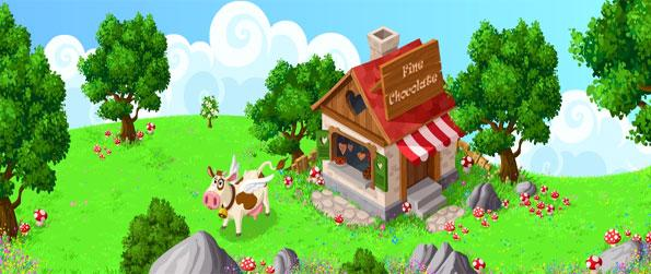 Choco Woods - Enjoy a fun candy themed farm game with great activities and cute animals.
