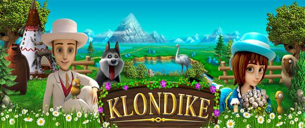 Klondike - Enjoy a brilliant new virtual game full of fun and cute animals to look after.