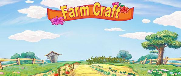 Farm Craft - Play as Ginger and save the county`s homesteaders from Agro-Corporate assimilation in this amusing time-management farming game.