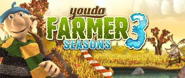 Youda Farmer 3: Seasons - Be at the helm of your village and farm's growth in Youda Farmer 3: Seasons.