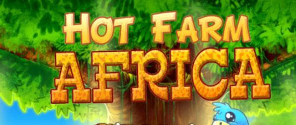 Hot Farm Africa - Earn the money you need to pay off the loan while growing the farm/zoo.