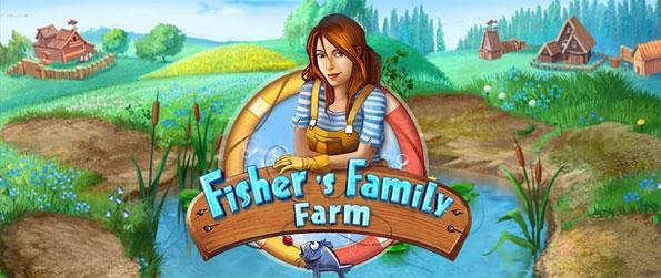 Fisher's Family Farm - Play this exciting time management game that'll get you absolutely hooked from minute one.