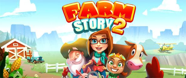 Farm Story 2 - Play this phenomenal game and create a breathtaking farm that everyone will want to see.